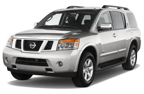 Nissan Armada Hybrid