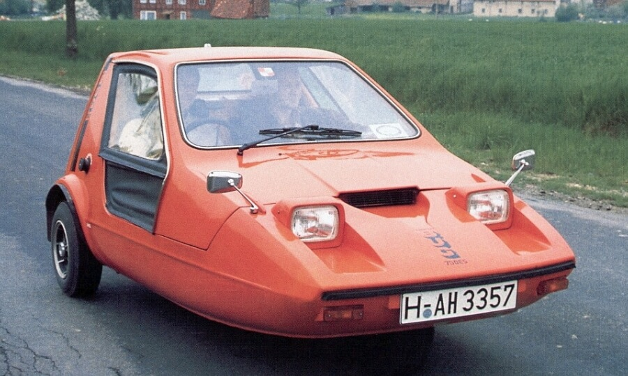 1974 Bond Bug