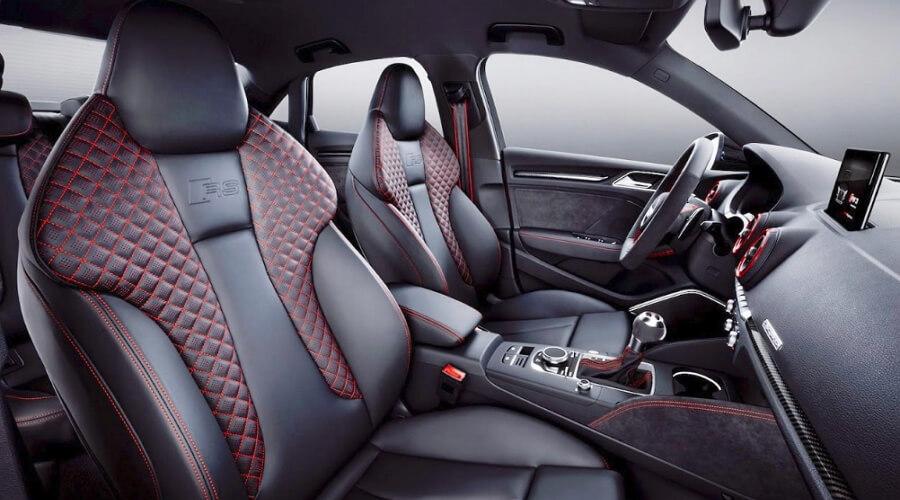 2018 Audi RS 3 Interior