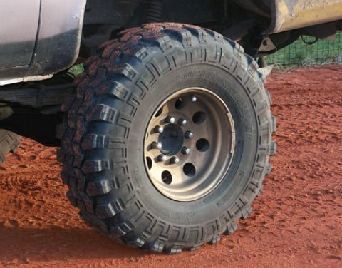 Off-Road Tires Specifications