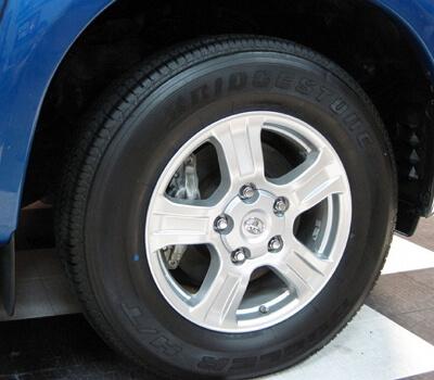 Gel for Tires