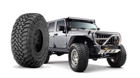 What to Look for in Tires for Jeeps