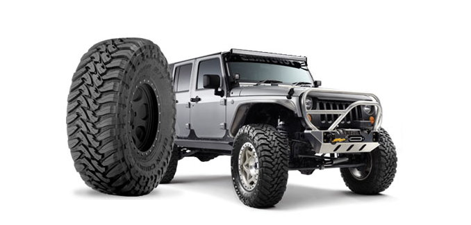 best tires for jeep