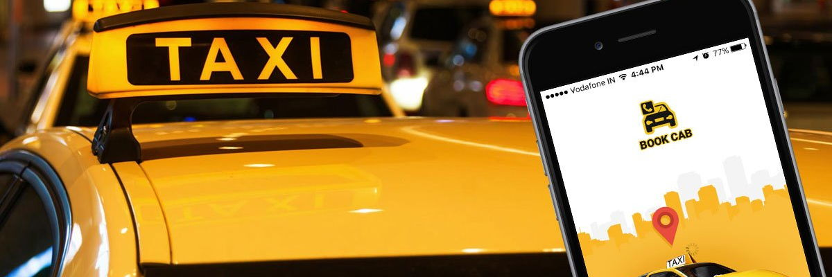 taxi mobile apps