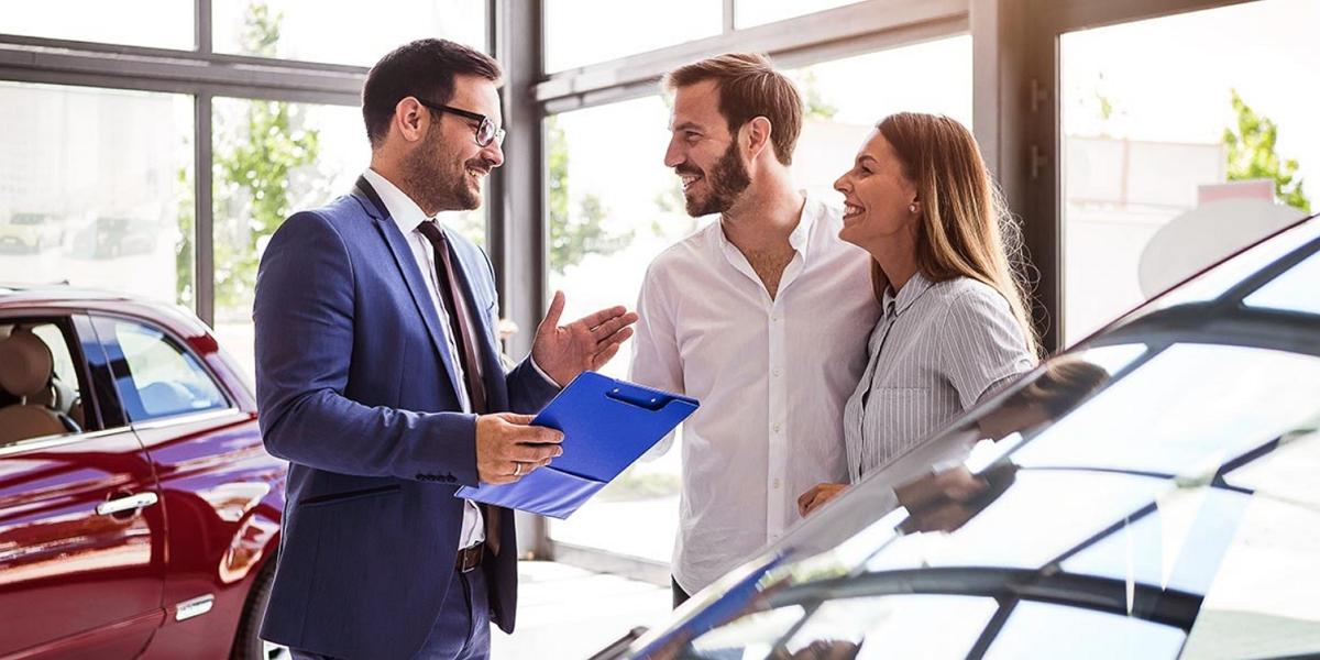 car sales specialist
